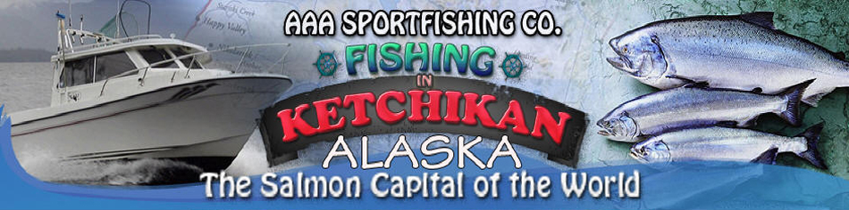 Alaska's AAA Sportfishing Co.